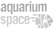 Aquarium Space Logo Gray