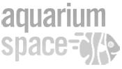 Aquarium Space Logo Gray