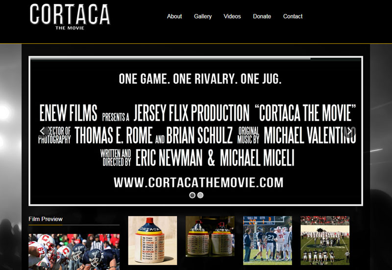 Cortaca The Game Movie