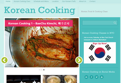 KDining Korean Cooking Class