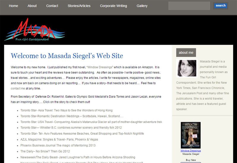 Masada Siegel Articles
