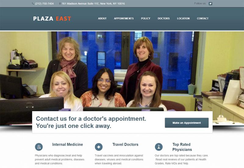 Plaza East Internal Medicine